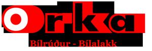 Bílrúður - Bílalakk